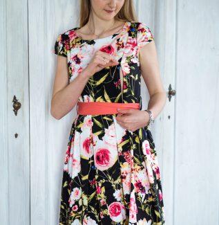 Sukienka do karmienia Flower Pudding