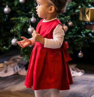 Sukienka dla dziewczynki Mini Cherry Pudding 2