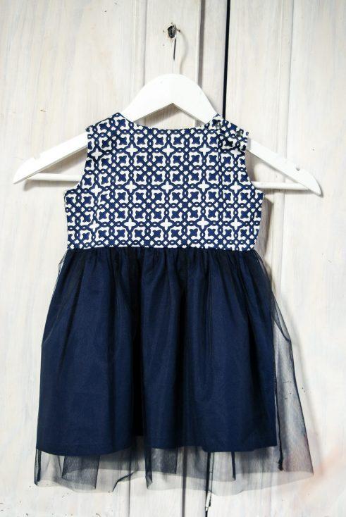 Sukienka dla dziewczynki Poppy-seed Muffin
