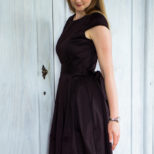 Sukienka do karmienia Black Pudding