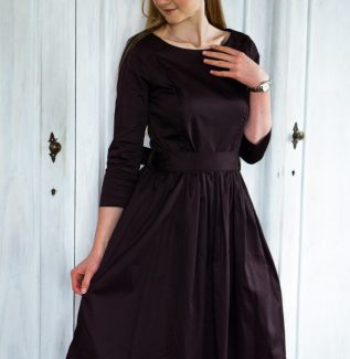 Sukienka do karmienia Black Coffee