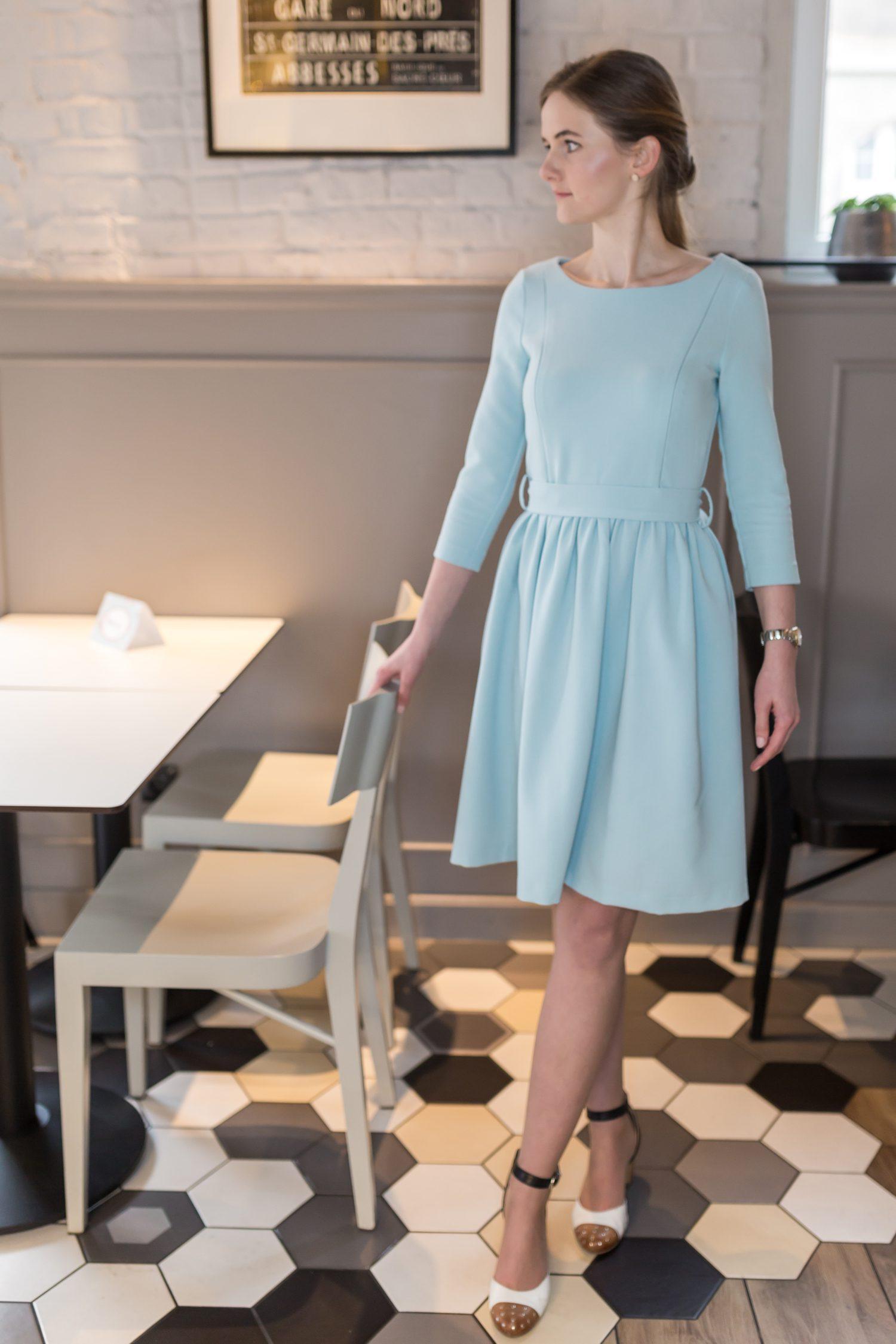 e130f7ba Sukienka do karmienia Frappe Coffee - Milook kobiece ubrania dla Mam