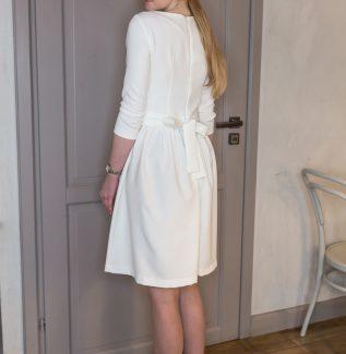 sukienka do karmienia flat white coffee