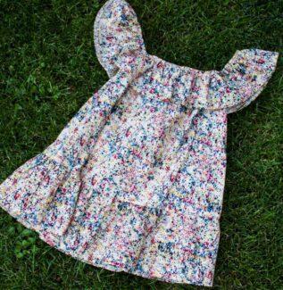 Sukienka dla dziewczynki Lady Picasso Mini
