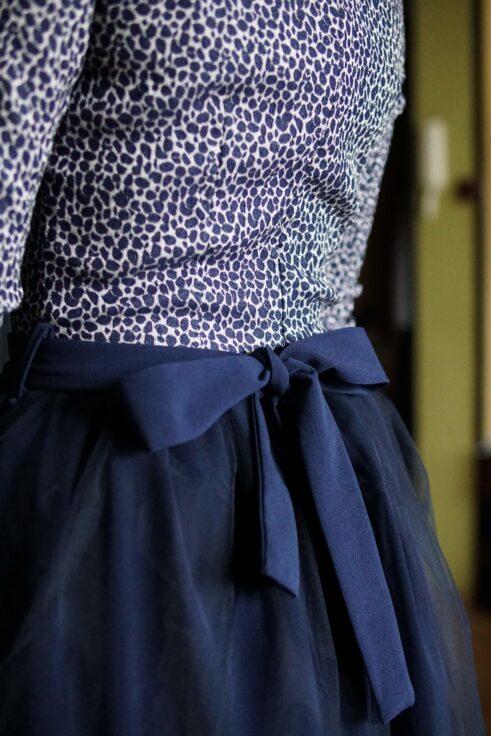 Sukienka do karmienia Cyneraria