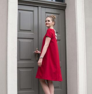 Sukienka do karmienia Straciatella Ruby
