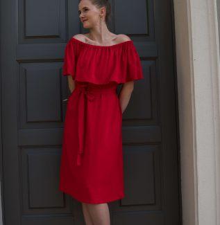 15640d439 elegancka sukienka do karmienia – Milook