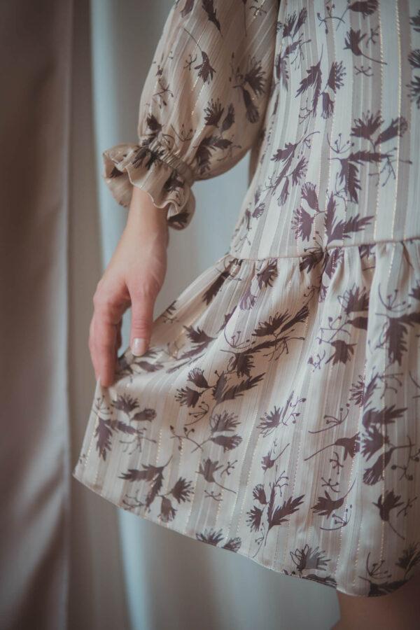 Blanka leaf-sukienka ciążowa i do karmienia