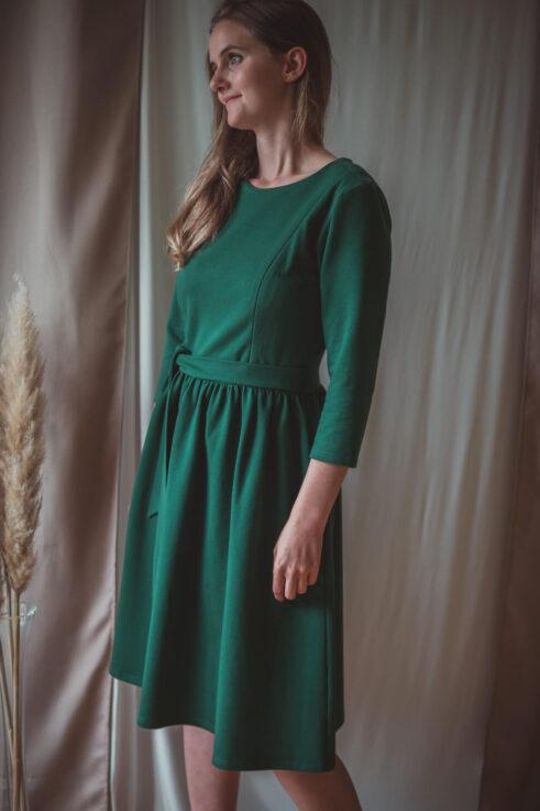 Emily-malachit-sukienka do karmienia