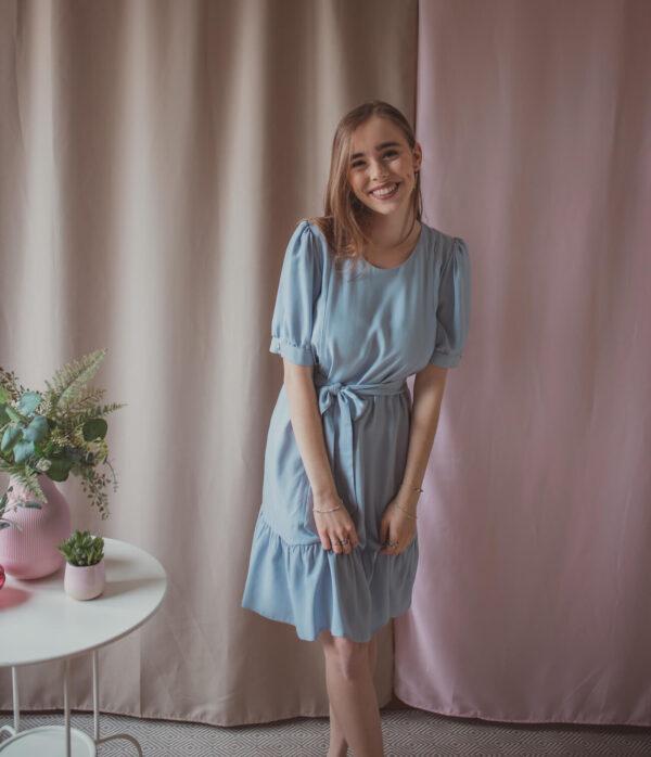 Adele periwinkle - sukienka ciążowa i do karmienia